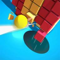 彩色球球塔小游戲最新版