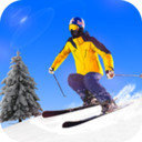 真正的滑雪锦标赛