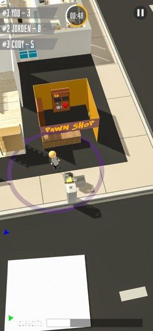 人群贼模拟器