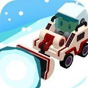 雪撬卡丁车