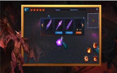 圣魔屠龙iOS版截图