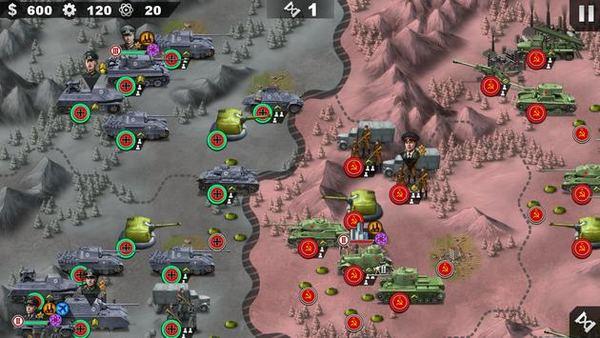 世界征服者4破解版截图