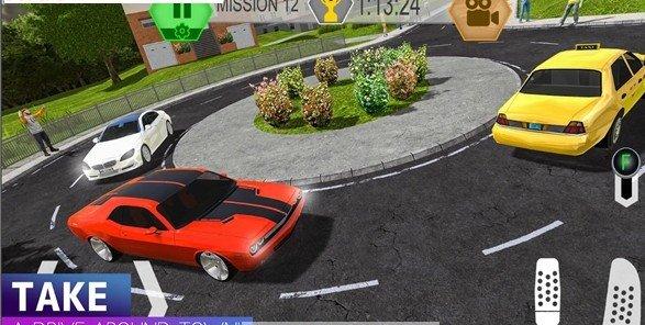 卡兰巴驾驶模拟器