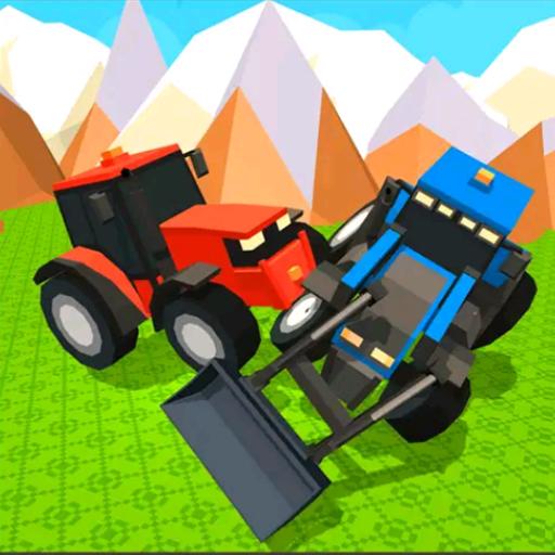 3D模拟卡车战场