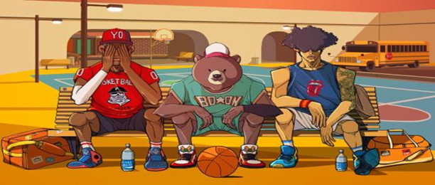 篮球类型的手游