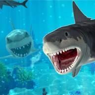 大白鲨的生活巨齿鲨模拟器