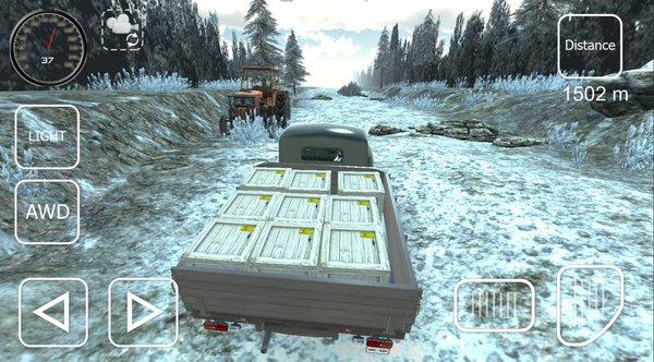 俄罗斯越野货运车截图