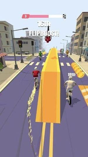 自行车冲撞安卓版