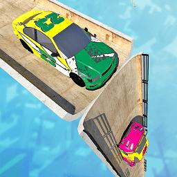 超级坡道汽车特技