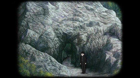 逃离方块:洞穴游戏截图