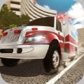 救护车紧急救护模拟