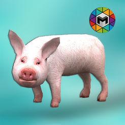 抖音模拟猪