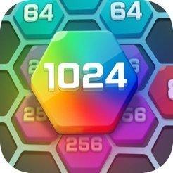 2048六边形消消乐