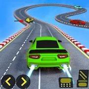 超级快车不可能跟踪汽车特技