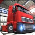 跑貨卡車模擬
