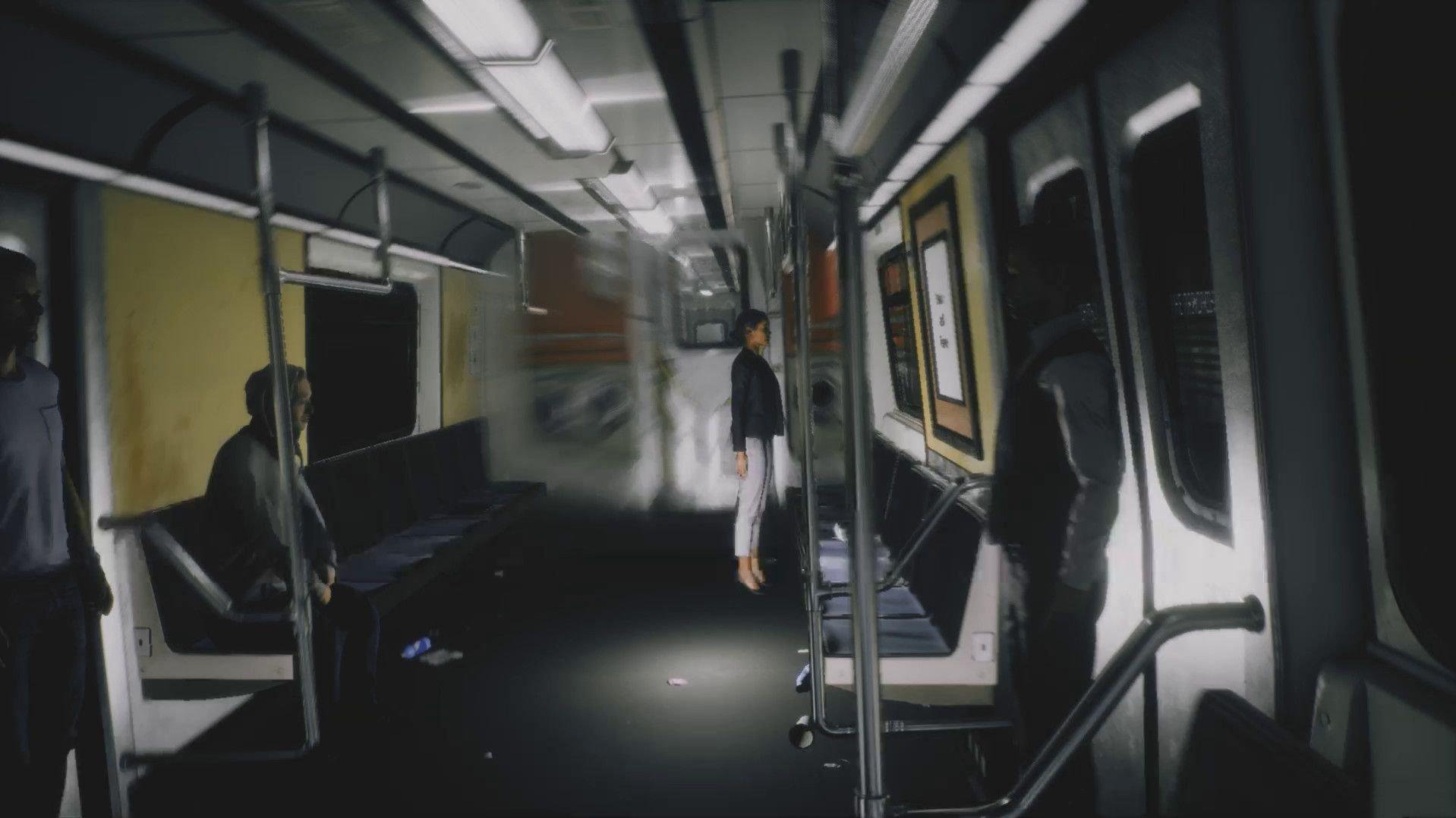 地铁爆炸模拟器