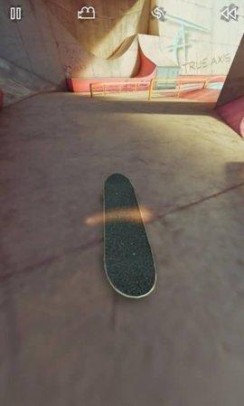 真实滑板鞋