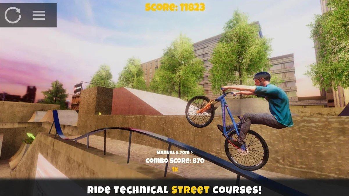 极限挑战自行车2破解版