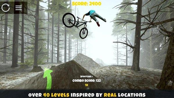 极限挑战自行车2破解版截图