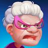 愤怒飞刀奶奶