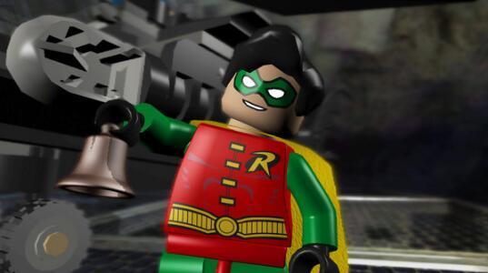 乐高蝙蝠侠