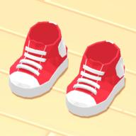 鞋子屹立不倒