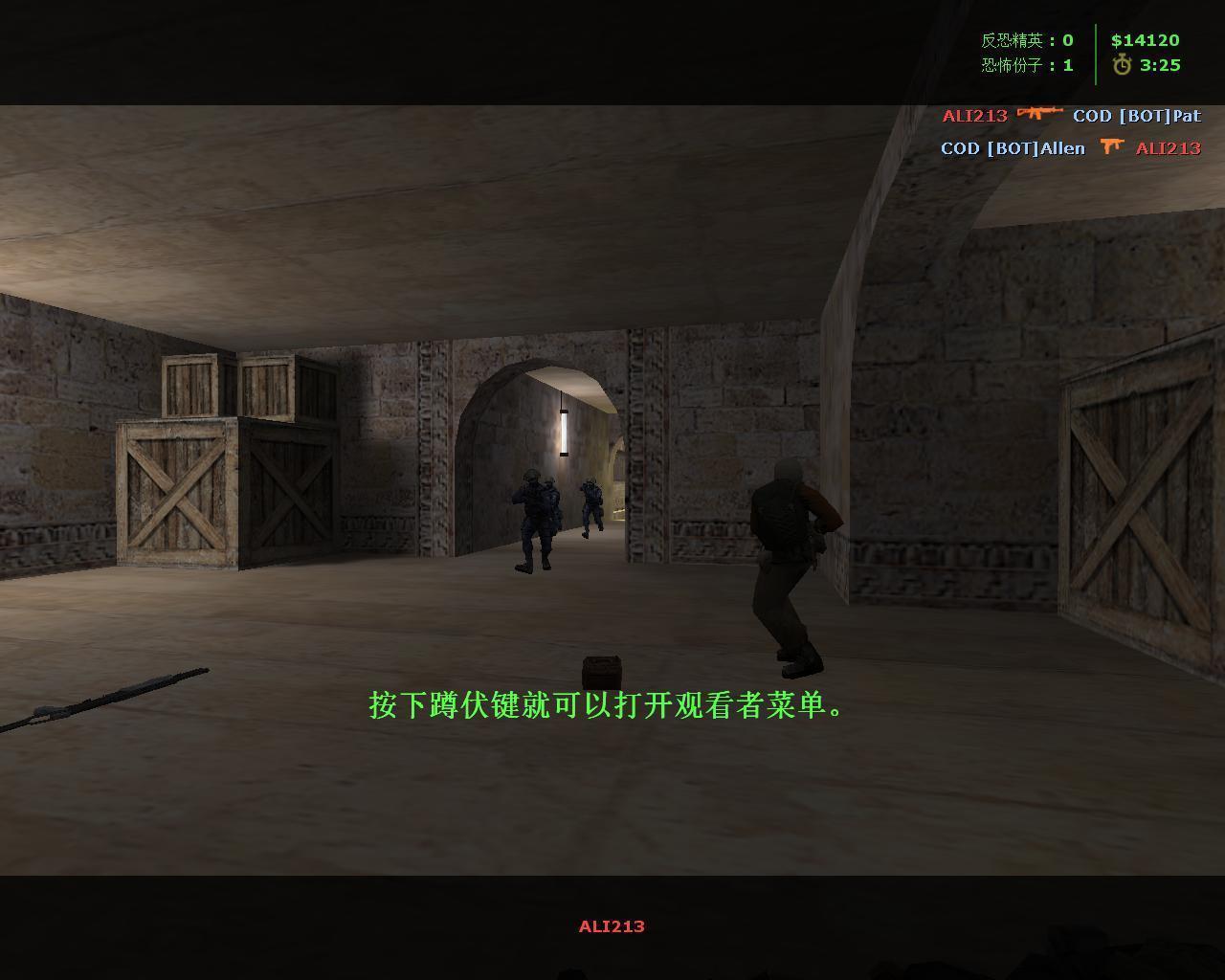 反恐精英CS1.6中文版
