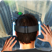 下降VR模拟器