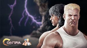 魂斗罗全版本游戏合集