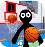 火柴人邻居篮球教练3D