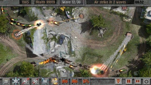 战地防御2破解版截图