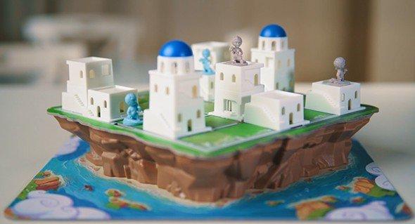 圣托里尼战棋