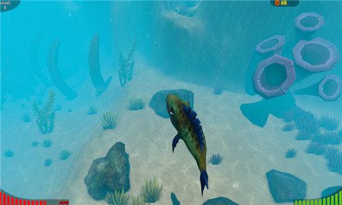 海底大猎杀是一款经典的海底模拟冒险游戏