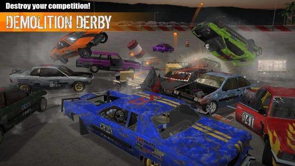 冲撞赛车3破解版截图
