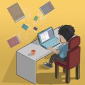 网络小说家模拟破解版v2.0