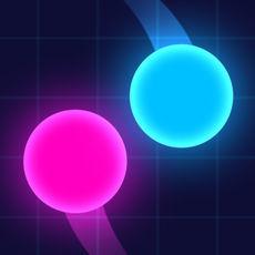 激光旋转球