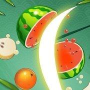 幸运水果切割