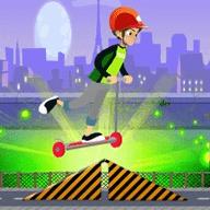 瑞恩街头滑板