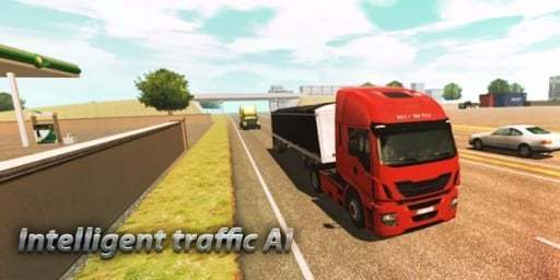 歐洲模擬卡車破解版