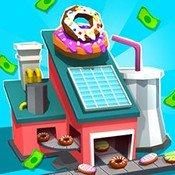 甜甜圈工厂:好莱坞金钱大亨