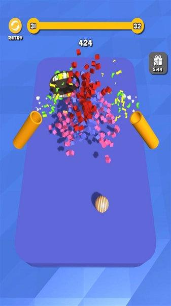 吞噬食物大作战是一款非常有趣的手游游戏
