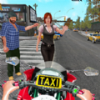 摩托车出租车司机