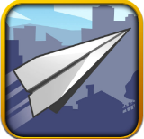 滑翔纸飞机