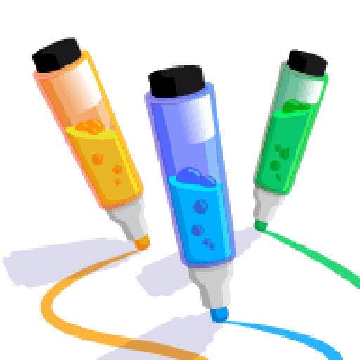 快乐水彩笔