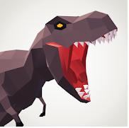 恐龙横冲直撞