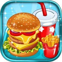 漢堡王快餐店