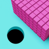 彩色洞3D