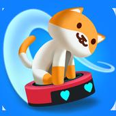 抖音滑板猫