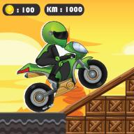神奇的摩托跳跃者