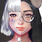 动态肖像捏脸女生版破解版